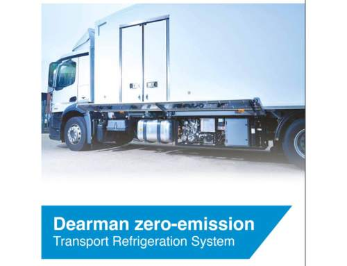 Dearman zero-emission Transport Refrigeration System