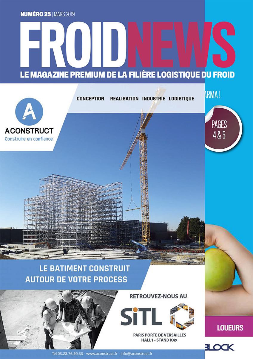 Froid News N°25COUV