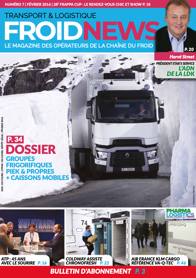 FROID NEWS N°7